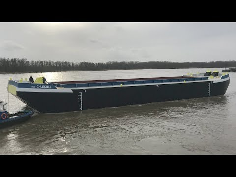 Welcoming the Tideway Class Barges to the River Thames | Bennett's Barges