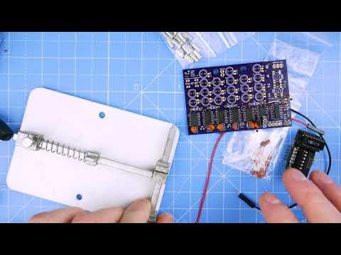 Binary Clock Prototype Build - Part 3 (The final episode?)