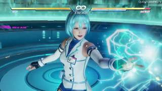 DEAD OR ALIVE 6 Gameplay Clips | Game System Info | PS4, XB1, PC『デッド オア アライブ 6』