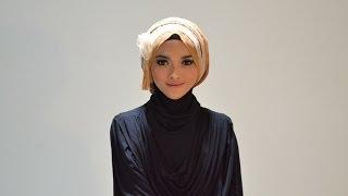 Hijab Tutorial Style 59 by Puteri Hasanah Karunia Thumbnail
