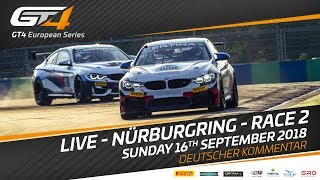 Download Video Race 2 - Nurburgring - GT4 European Series 2018 - Deutscher Kommertar MP3 3GP MP4