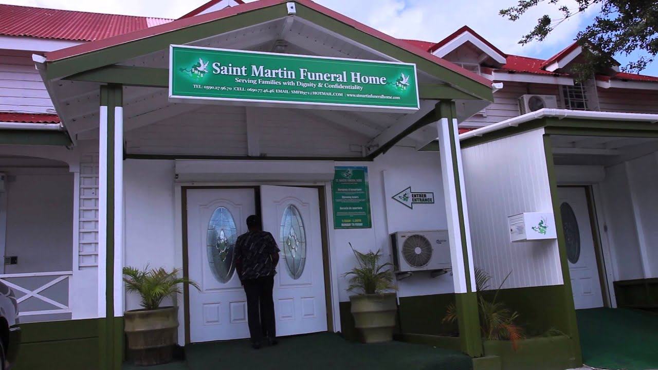 ST Martin Funeral Home Open House