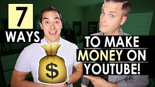 Video How to Get Paid on YouTube 2016 – Top 7 Ways download MP3, 3GP, MP4, WEBM, AVI, FLV April 2018