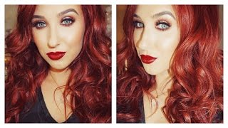 Hair Tutorial - Big Voluminous Waves Thumbnail