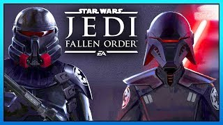 Star Wars Jedi: Fallen Order Story + Gameplay Info, Trailer and more!