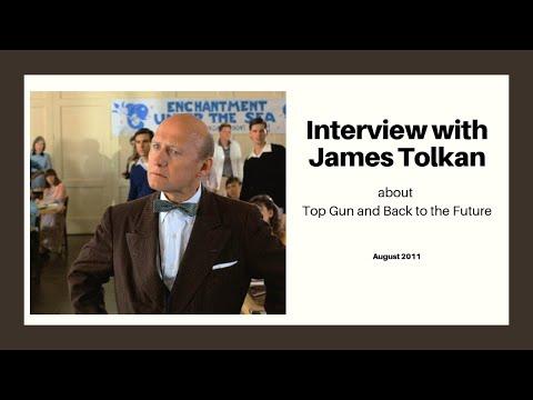 James Tolkan : Top Gun & Back to the Future