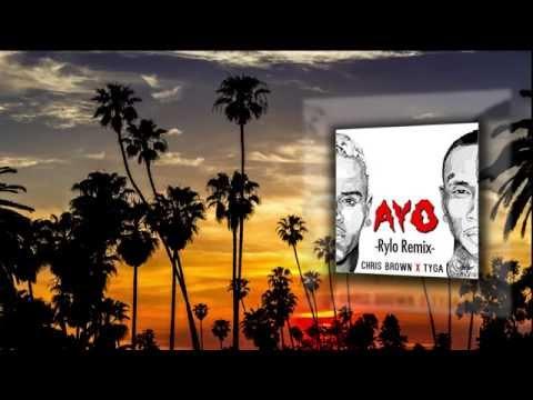 Chris Brown x Tyga - Ayo (Rylo Remix) [Tropical House Mix 2015]
