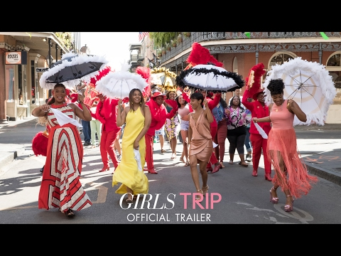 Girls Trip - Official Redband Trailer (HD) streaming vf