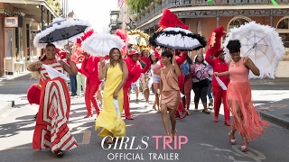 Girls Trip - Official Redband Trailer (HD)