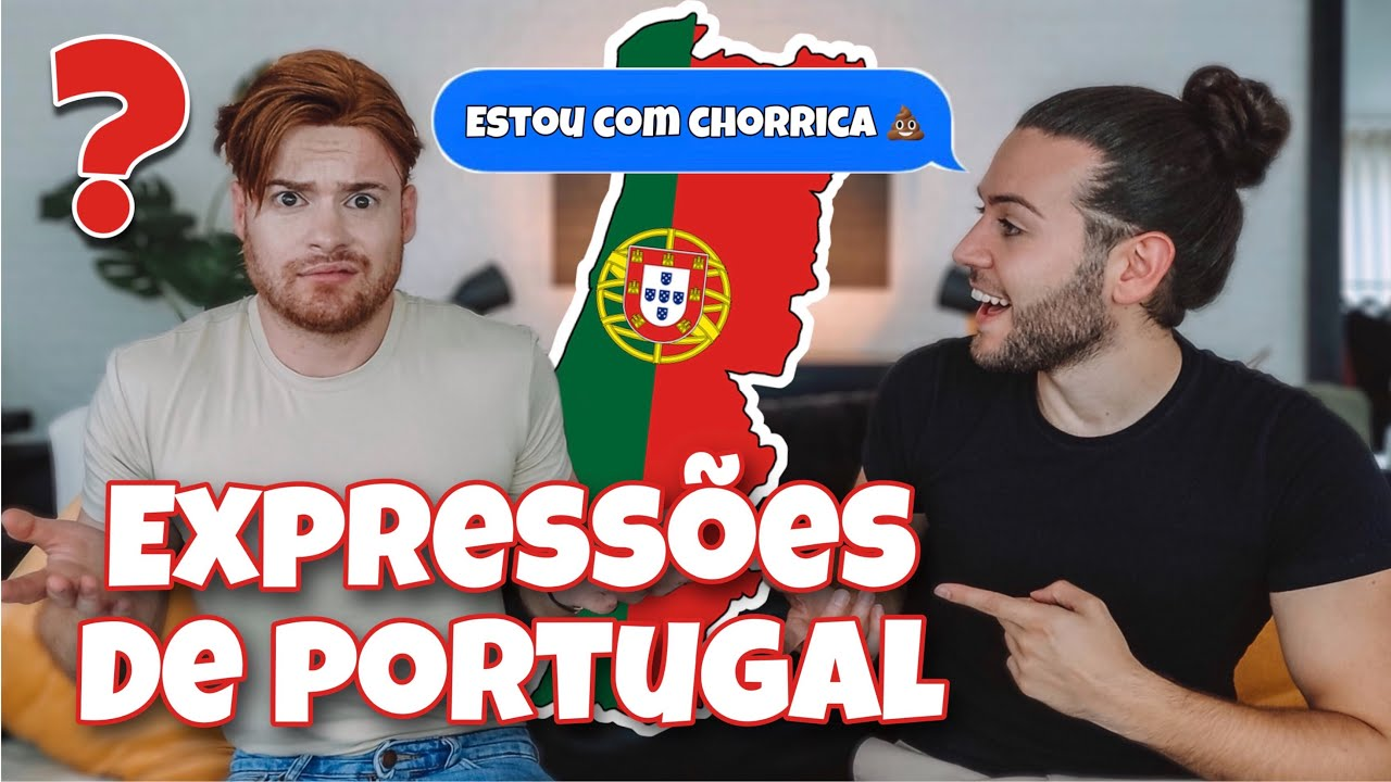 AS MELHORES EXPRESSÕES DE PORTUGAL QUE TENS DE CONHECER *cómicas* 🇵🇹