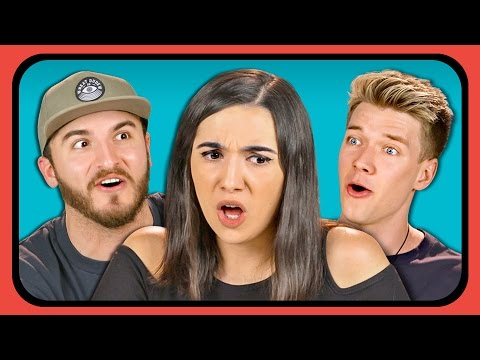 Thumbnail: YOUTUBERS REACT TO HISTORY OF THE ENTIRE WORLD, I GUESS