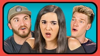 youtubers react to history of the entire world i guess