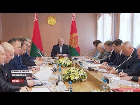 Лукашенко о России: Ползать на коленях перед ними не надо! Нефтяной вопрос
