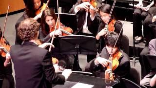 Giuseppe Verdi - Nabucco Overture (USC Thornton Concert Orchestra)