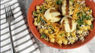 Bite Size: Della Rice_orange Scallop Quinoa Summer Salad