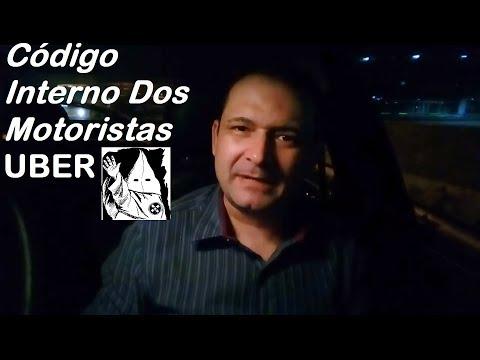 🈳🈯Código Interno Dos Motoristas UBER