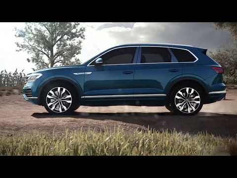 Volkswagen VW Touareg (2019) 3.0 TDİ V6 SCR yeni kasa ve yeni teknolojik özellikler 🚘💯✔