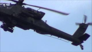 Low Flying Military Helicopter Circling My House