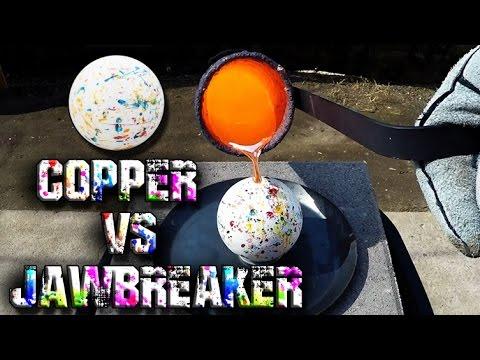 Molten Copper vs Giant Jawbreaker