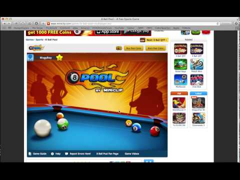 How to get free coins in 8 Ball Pool by Miniclip [No surveys]