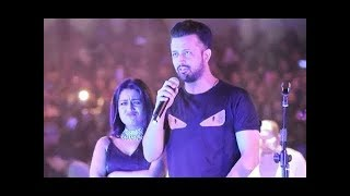 Dil Diyan Gallan | Atif Aslam | Neha Kakkar | Live Houston 2018