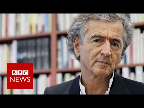 Islamic State 'a monstrous magnet for the worst' Bernard Henri-Levy BBC News