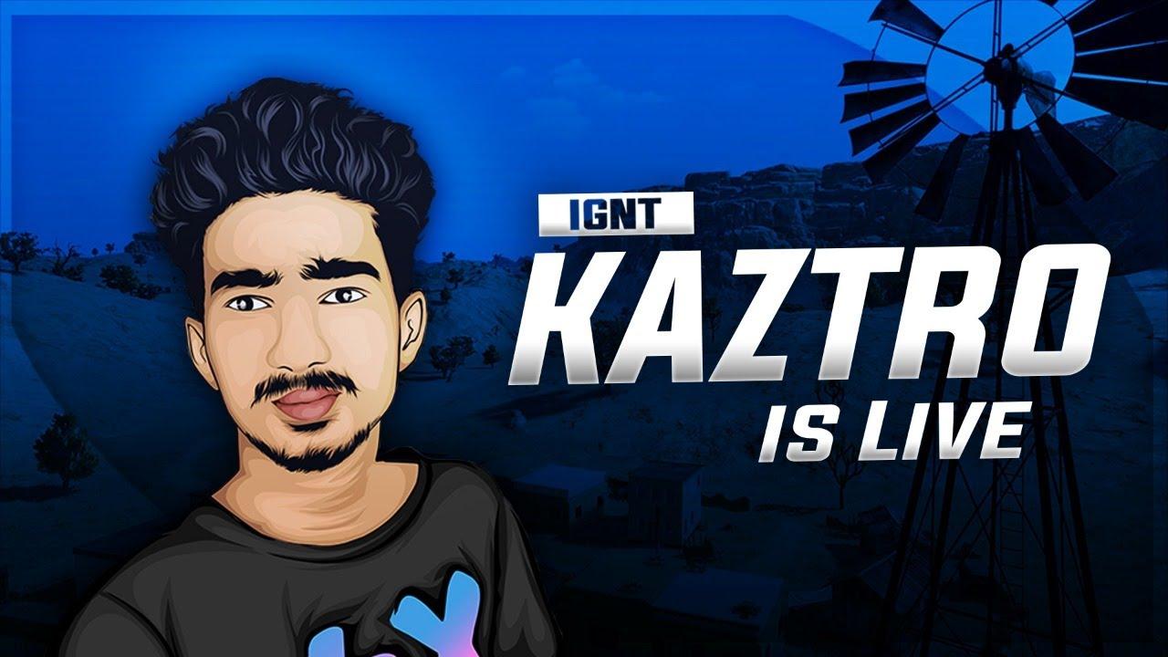 M416 Glacier Maxed - Kaztro Gaming Live