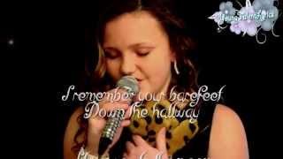 Kaitlyn Thomas ✼ Ronan (Lyrics)