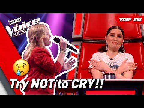 TOP20 | 💔 Heartbreak songs on The Voice Kids!