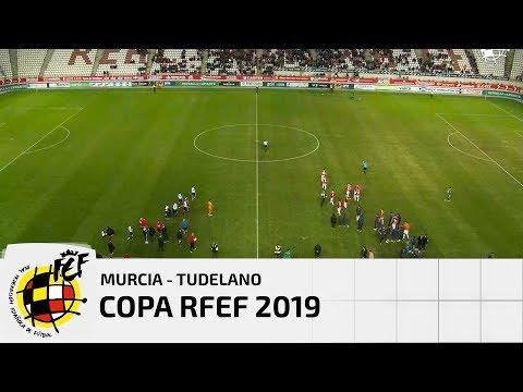 Final Copa RFEF 2019 Real Murcia - Tudelano