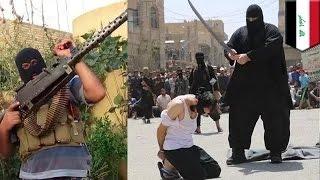 Download Video إعدام داعشي وبلدوزر الفلوجة يقطع يدي وقدمي فتاً مراهق MP3 3GP MP4