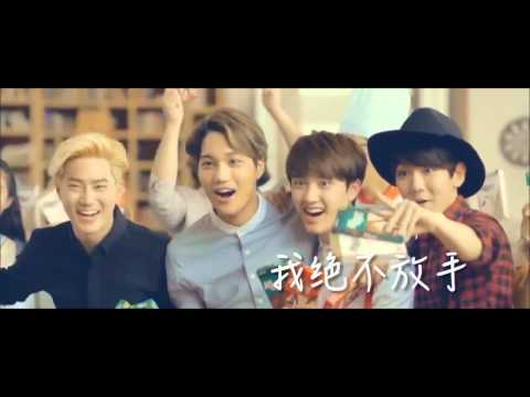 [FMV] 3.6.5 - EXO M (with chinese lyrics)
