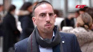 Franck Ribery Cars سيارات فرانك ريبيري