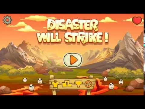 Disaster Will Strike! (by Qaibo Games) - iOS&Android - Gameplay Trailer