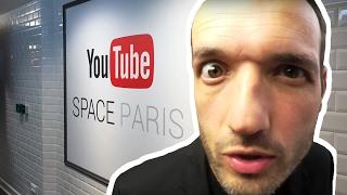 Je vous emmène au YouTube Space Paris - Mental Vlog 64/366