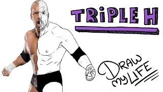 TRIPLE H | Draw My Life En Español
