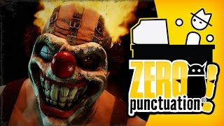 TWISTED METAL (Zero Punctuation) (Video Game Video Review)