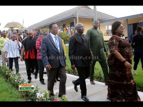 Bawumia visits KUMACA, promises govt's support