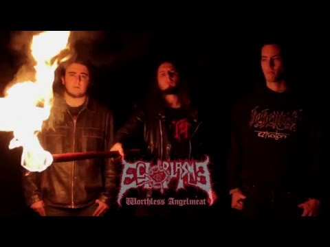 Ectoplasma - Worthless Angelmeat (Official Video)