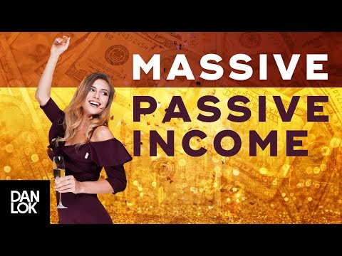HOW TO GENERATE MASSIVE PASSIVE INCOME WITH INTERNET MILLION