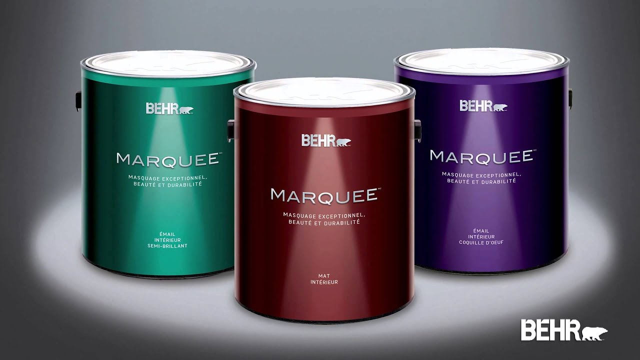 Image Gallery Behr Marquee