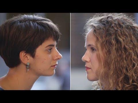 Independencia de Cataluña: dos chicas discuten sus visión a favor y en contra