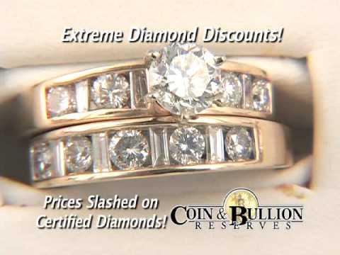 Coin & Bullion Reserves/Now'sTheTime to buy a Diamond