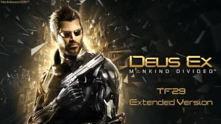Music by Michael McCann Extended Playlist httpswwwyoutubecomplaylistlistPLBESP5Q3nrtQOCM9aaJz41tKA0KtUkleM Deus Ex Mankind Divided OST