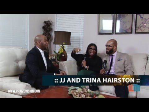 JJ & Trina Hairston talks Relationship, Music & Amazing Love with Fabian Morrison on 'What's Inside'