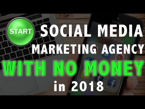 STEP-BY-STEP GUIDE How To Start Social Media Marketing Agency With NO MONEY