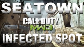 Modern Warfare 3: Seatown Infected Spot (Easy M.O.A.B.)