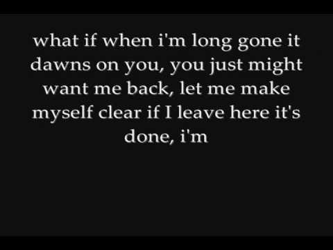 Blake Shelton-Don't Make Me [With Lyrics]