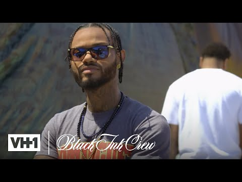 Black Ink Crew: Compton   Super Trailer  VH1