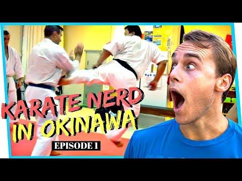 KARATE NERD IN OKINAWA | Season 2 (Ep. 1) — Jesse Enkamp